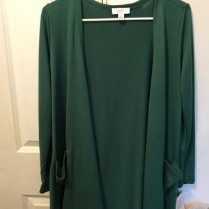 Small women's green Caroline
